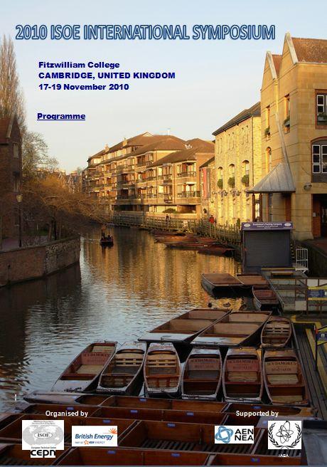 Cambridge (UK), November 2010